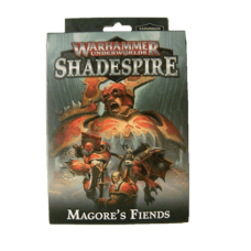 Warhammer Underworld: Shadespire Magore's Fiends