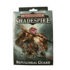 Warhammer Underworld: Shadespire Sepulchral Guard