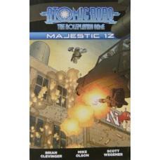 Atomic Robo: Majestic 12 SC