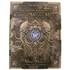 Call of Cthulu: The Grand Grimoire HC