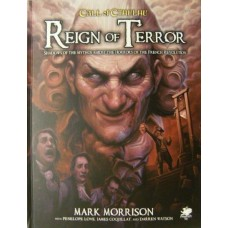 Call of Cthulhu: Reign of Terror (HC)