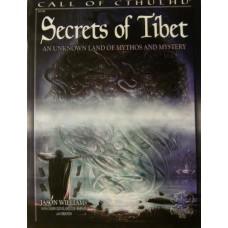 Call of Cthulhu: Secrets of Tibet (SC)