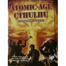 Call of Cthulhu: Atomic Age Cthulhu (SC)