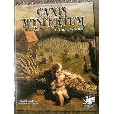 Call of Cthulhu: Canis Mysterium (SC)