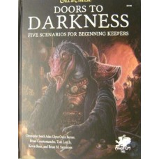 Call of Cthulhu: Doors To Darkness (HC)