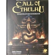 Call of Cthulhu: Investigator's Handbook (HC)