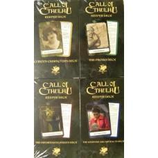 Call of Cthulhu: Keeper Decks