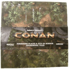 Conan: Tile Set: Forbidden Places & Pits of Horror