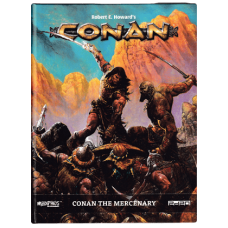 Conan: The Mercenary