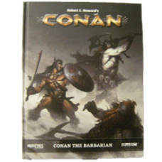 Conan: The Barbarian HC