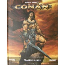 Conan RPG Player's Guide (HC)