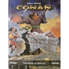 Conan: The Book of Skelos HC