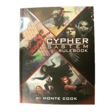 Cypher System Rulebook HC