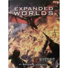 Cypher: Expanded Worlds HC