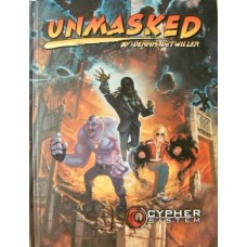 Cypher: Unmasked HC