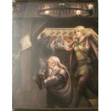 The Dark Eye: Game Master Screen & Tavern Guide (HC)