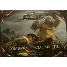 The Dark Eye: Combat & Feats Card Pack