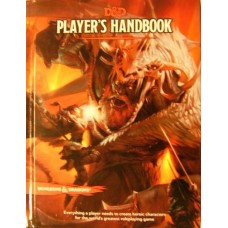 Dungeons & Dragons 5th Ed: Player's Handbook (HC)