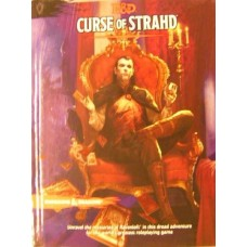 Dungeons & Dragons 5th Ed: Curse of Strahd (HC)