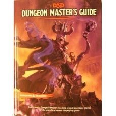 Dungeons & Dragons 5th Ed: Dungeon Master's Guide (HC)