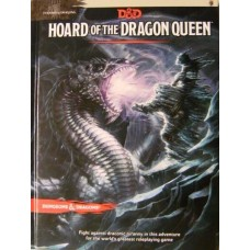 Dungeons & Dragons 5th Ed: Hoard of the Dragon Queen (HC)