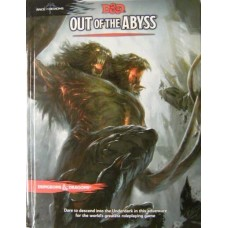 Dungeons & Dragons 5th Ed: Out of the Abyss HC