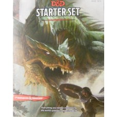 Dungeons & Dragons 5th Ed: Starter Set