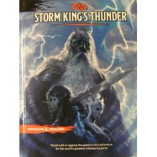 Dungeons & Dragons 5th Ed: Storm King's Thunder (HC)