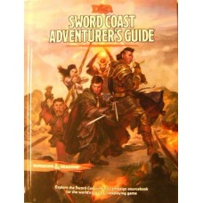 Dungeons & Dragons 5th Ed: Sword Coast Adventurer's Guide (HC)
