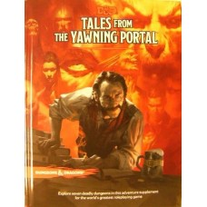 Dungeons & Dragons 5th Ed: Tales From The Yawning Portal HC