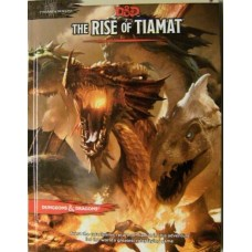 Dungeons & Dragons 5th Ed: The Rise of Tiamat (HC)
