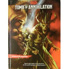 Dungeons & Dragons 5th Ed: Tomb of Annihilation (HC)