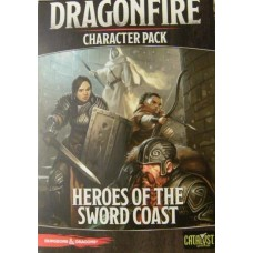 Dragonfire: Heroes of the Sword Coast Character Pack