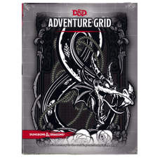 Dungeons & Dragons 5th Ed: Adventure Grid