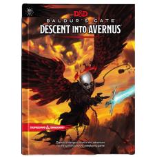 Dungeons & Dragons 5th Ed: Baldur's Gate: Descent Into Avernus HC