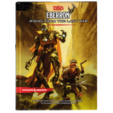 Dungeons & Dragons 5th Ed: Eberron Rising From Last War HC