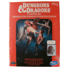 Dungeons & Dragons: Stranger Things Starter Set