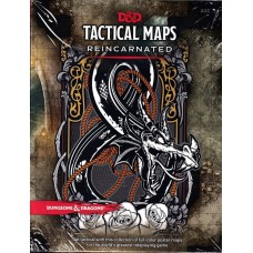Dungeons & Dragons 5th Ed: Tactical Maps Reincarnated