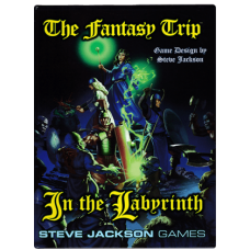 Fantasy Trip RPG: In the Labyrinth