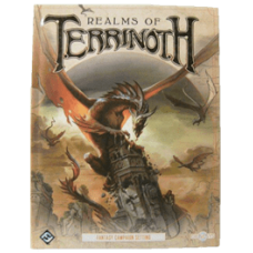 Genesys Realms of Terrinoth HC