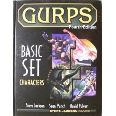 Gurps 4th Edition: Basic Set Characters
