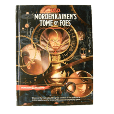 Dungeons & Dragons 5th Ed: Mordenkainen's Tome of Foes HC