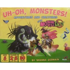 No Thank You Evil! Uh-Oh Monsters