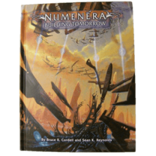 Numenera: Building Tomorrow HC