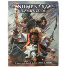 Numenera: Player's Guide HC