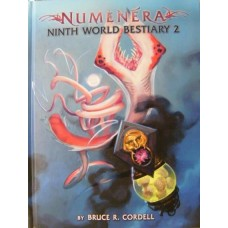 Numenera: Ninth World Bestiary 2 HC