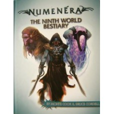 Numenera: Ninth World Bestiary HC