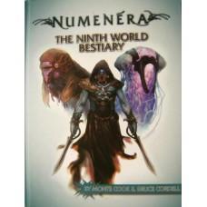 Numenera: Ninth World Bestiary HC