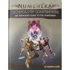 Numenera: Technology Compendium HC