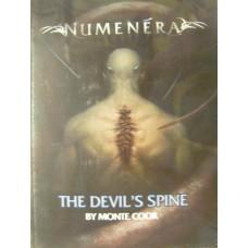 Numenera: Devil's Spine SC